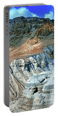 Dead Sea Scroll Caves Portable Battery Charger