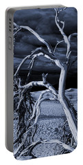Portable Battery Charger featuring the photograph Dead Tree In Death Valley 14 by Micah May