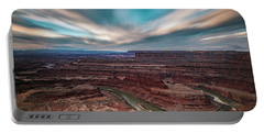 Deadhorse Point Sunrise Portable Battery Charger