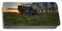 Dearly Departed Portable Battery Charger by Aaron J Groen