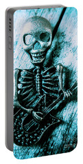 Death Metal Blues Portable Battery Charger