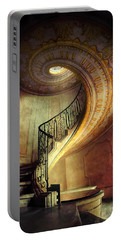 Decorated Spiral Staircase  Portable Battery Charger