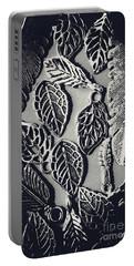 Decorative Nature Design  Portable Battery Charger