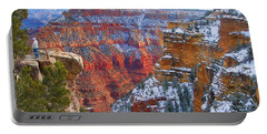 Portable Battery Charger featuring the photograph Deep And Wide by Roberta Byram