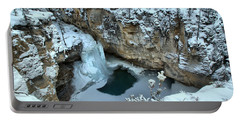 Deep Freeze At Beauty Creek Portable Battery Charger