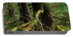 Deep In The Woods Portable Battery Charger