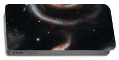 Deep Space Galaxy Portable Battery Charger