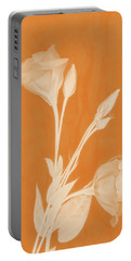 Deep Within In Apricot Portable Battery Charger
