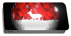 Deer Bauble - Frame 103 Portable Battery Charger