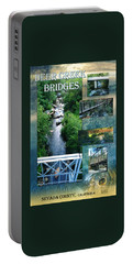 Deer Creek Bridges Portable Battery Charger