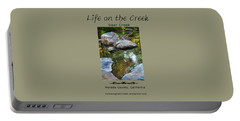 Deer Creek Point Portable Battery Charger