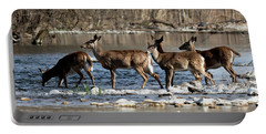 Deer Crossing 2 Portable Battery Charger