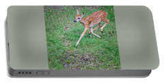 Deer Dance Portable Battery Charger