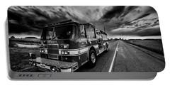 Deerfield Fire Dept Portable Battery Charger