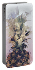 Defragmented Pineapple Portable Battery Charger