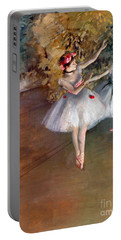 Degas: Dancers, C1877 Portable Battery Charger