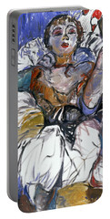 Degas Girl Portable Battery Charger