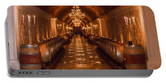 Del Dotto Wine Cellar Portable Battery Charger