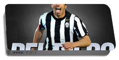 Del Piero Portable Battery Charger