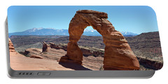 Delicate Arch Arches National Park Portable Battery Charger