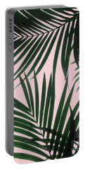Delicate Jungle Theme Portable Battery Charger