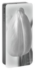 Delicate Tulip Portable Battery Charger