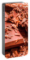 Delicious Bars And Chocolate Chips  Portable Battery Charger
