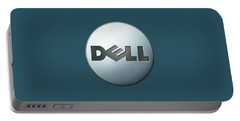Dell T-shirt Portable Battery Charger