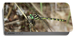 Delta-spotted Spiketail  Male Portable Battery Charger