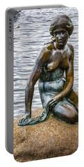 Demarks Mermaid - Copenhagen Portable Battery Charger