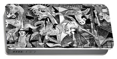 Democrat Guernica Portable Battery Charger