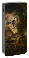 Demonic Evocation Portable Battery Charger