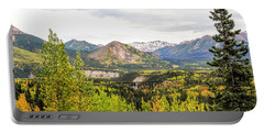 Denali National Park Landscape No 2 Portable Battery Charger