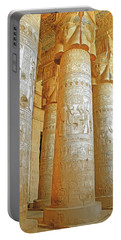 Dendera Temple Portable Battery Charger