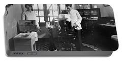 Dentist Office At Sanatarium Portable Battery Charger