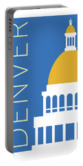 Denver Capitol/blue Portable Battery Charger