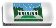 Denver Cheesman Park Portable Battery Charger