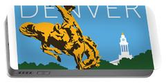Denver Civic Center Park Portable Battery Charger