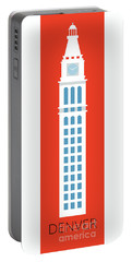 Denver D And F Tower/tall Portable Battery Charger