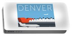 Denver Dia/blue Portable Battery Charger