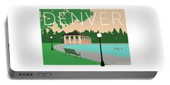 Denver Washington Park/beige Portable Battery Charger