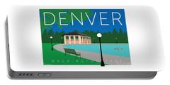 Denver Washington Park Portable Battery Charger