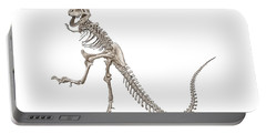 Denvers Dancing T Rex Portable Battery Charger