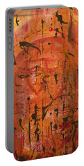Departing Abstract Portable Battery Charger