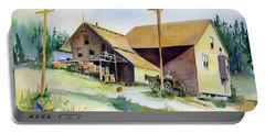 Depot Hill, Dutch Flat,1910 Portable Battery Charger