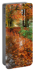 Derbyshire Leafy Lane Portable Battery Charger