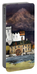 Deridelsford Castle Bray 1259ad Portable Battery Charger