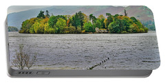 Derwent Isle, Lake District Portable Battery Charger
