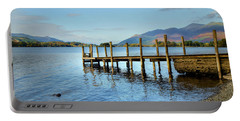 Derwent Water Pier Portable Battery Charger