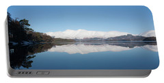 Derwentwater Winter Reflection Portable Battery Charger